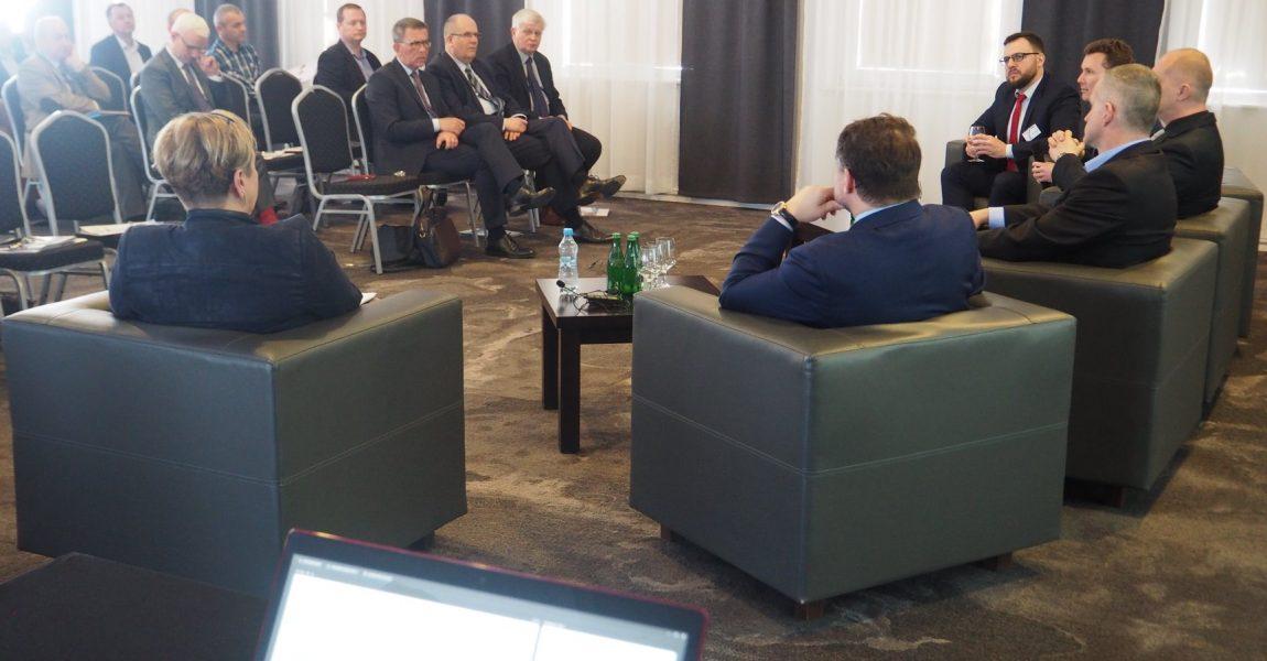 Centrum Promocji Biznesu na panelu dyskusyjnym o gospodarce energetycznej w przedsiębiorstwach