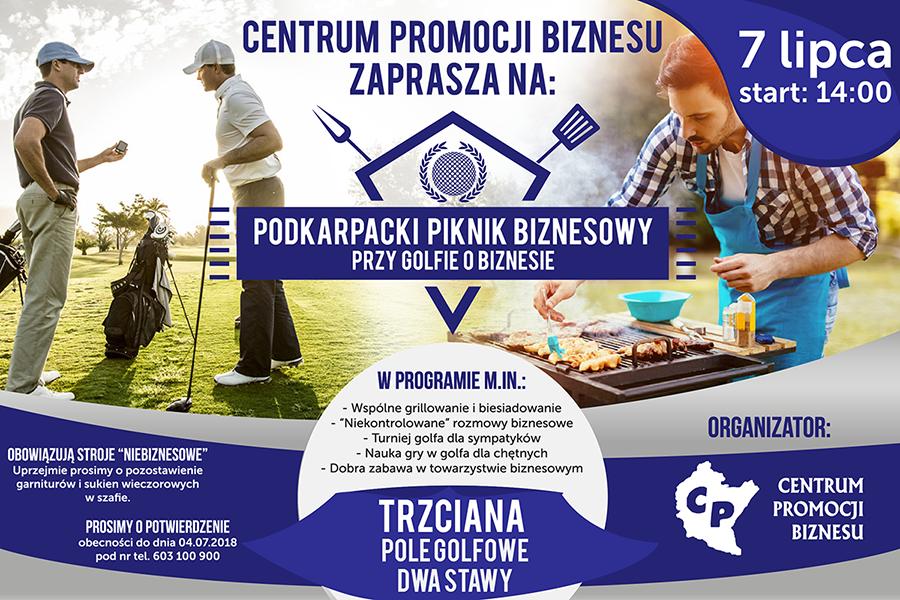 Podkarpacki Piknik Biznesowy – zaproszenie
