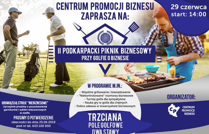 II Podkarpacki Piknik Biznesowy