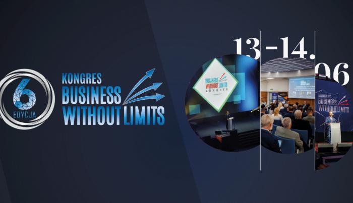 VI edycja Kongresu Business Without Limits