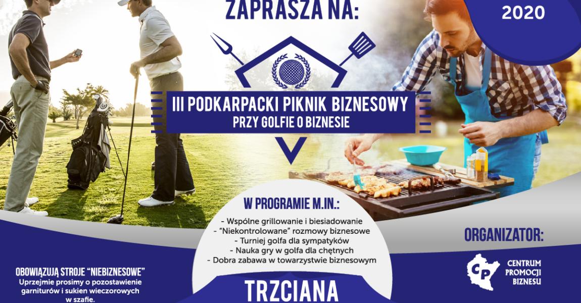 Nowy termin III Podkarpackiego Pikniku Biznesowego!