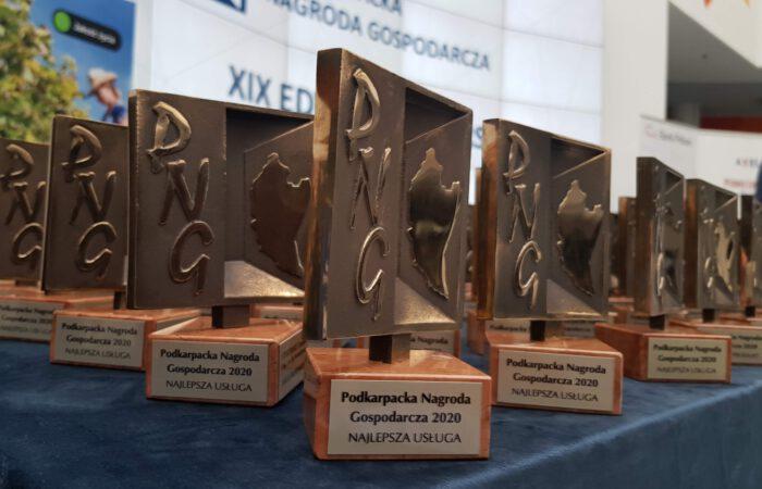 """Poznaliśmy Laureatów Konkursu """"Podkarpacka Nagroda Gospodarcza"""" 2020 [LISTA]"""