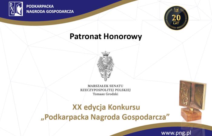 Patronat Honorowy Marszałka Senatu RP